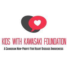 Kids with Kawasaki Foundation logo