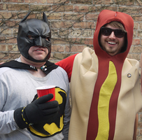 UJM Hot Dog Party 2014