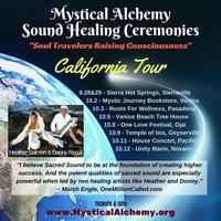 Mystical Alchemy New Moon Sound Healing Ceremony...