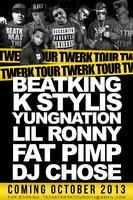 TWERK TOUR 2013 - SAN ANTONIO, TX