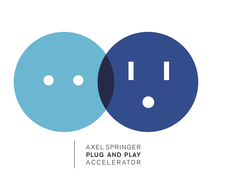 Axel Springer Plug and Play Accelerator  logo