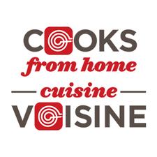Cooks from Home/Cuisine Voisine logo