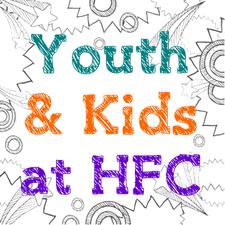 Youth & Kids at HFC logo