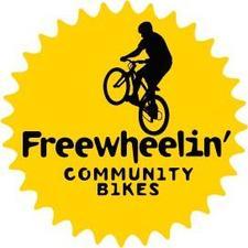 Freewheelin' Community Bikes logo