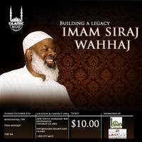Imam Siraj Wahhaj | ISNA, Mississauga