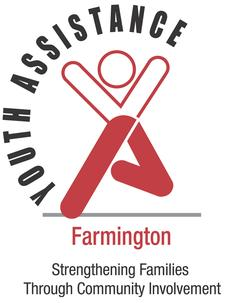 Farmington Youth Assistance (FYA) logo