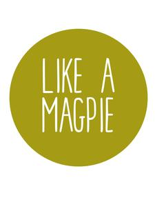 Laura Murphy - Like A Magpie logo