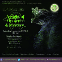 A Hush Affair Presents... A Night of Opulence & Mystery