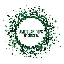 The American Pops Orchestra logo