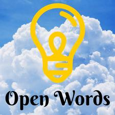 Open Words logo
