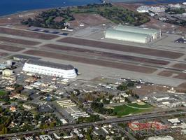 Silicon Valley Space Center Moffett Federal Airfield Al...