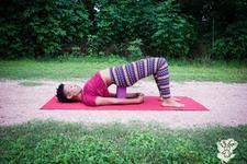 Courtney Bailey, Certified Trauma Informed Yoga Instructor logo