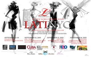 New York Latin Fashion Week present ALTITUDE 2013