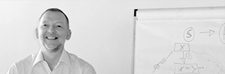 John McWhirter; Sensory Systems Training logo