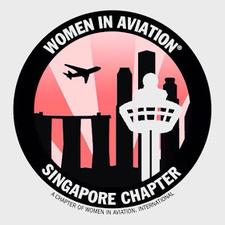 Women In Aviation - Singapore Chapter logo