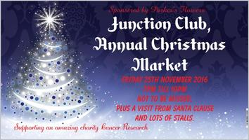 Junction club Annual Christmas Market