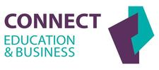 Connect Education and Business logo