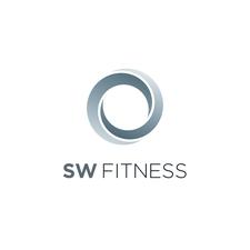 SW Fitness logo