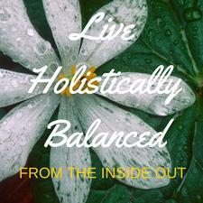 Live Holistically Balanced logo