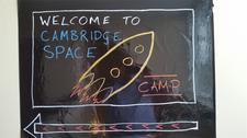 CambridgeSpaceCamp logo