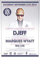 "DEEP presents LA Debut of ""DJEFF AFROZILA"" w MARQUES..."