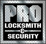 Pro Locksmith and Security logo