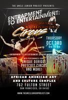 Entrapment to Entertainment: A Celebration of Blacks...