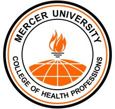 Mercer University College of Health Professions logo