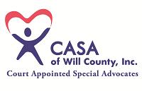 CASA of Will County logo