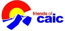 Friends of the Colorado Avalanche Information Center (CAIC) logo