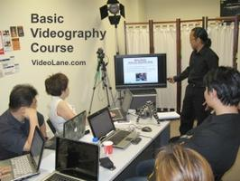 2-day Basic Videography Course in Singapore