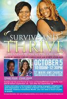 Survive and Thrive Women's Empowerment Prayer Breakfast