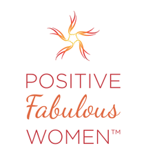 Positive Fabulous Women logo