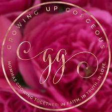 Growing Up Gorgeous  logo