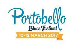 Portobello Blues Festival Committee logo