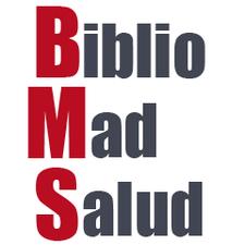 BiblioMadSalud logo