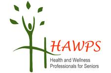 HAWPS (Health and Wellness Professionals For Seniors) and Kind Projects logo