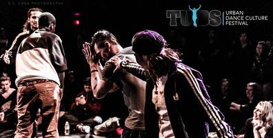TUDS: Toronto Festival of Urban Dance Culture