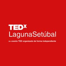 TEDxLagunaSetúbal logo