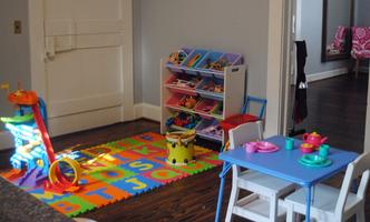 Posh Play Room