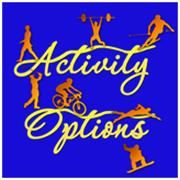 Activity Options, Kickin' It with Ken! logo