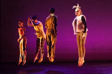 Kathy Dunn Hamrick Dance Company logo