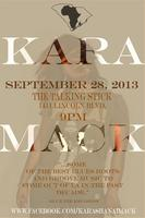 Kara Mack @The Talking Stick