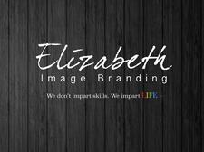 Elizabeth Image Branding logo