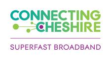 Connecting Cheshire  logo