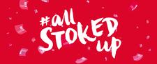 Staffordshire University's #AllStokedUp Programme logo