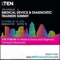 Medical Device & Diagnostic Trainers Summit