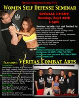 Women's Self Defense Workshop Offered By Fitness...