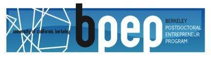 BPEP 2013 Workshop 2 - Commercializing University...