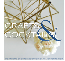Crafts & Cocktails with Carmeon Hamilton
